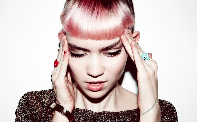 Visions - Grimes - album review | LUDDITE STEREO