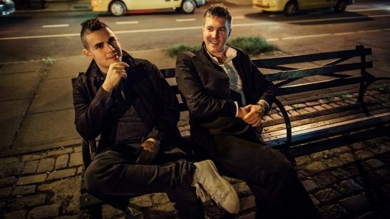 Hamilton Leithauser Rostam's new album, I Had A Dream That You Were Mine, comes out Sept. 23